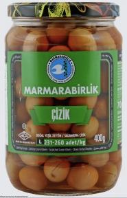 Оливки с косточкой ~ 400 грамм