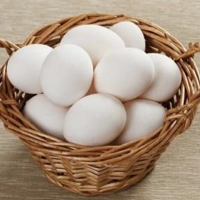 Яйцо С1 деревенька (желтый желток)~дес.