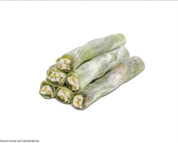Пальчики со вкусом киви и орехами внутри  ~ 100 грамм