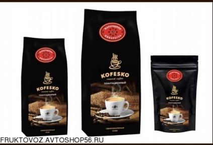 Плантационный кофе «Бразилия Моджиана»  ~ 100 грамм