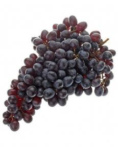 Виноград черный кишмиш (Индия) ~1кг