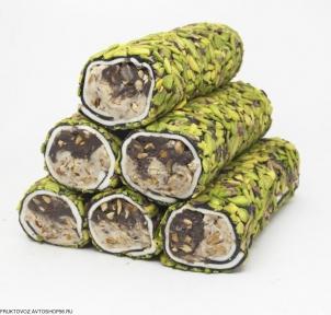 Лукум с ореховой пастой ~100 грамм